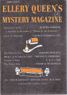 Ellery Queen's Mystery Vol. 29 No. 3 Magazine