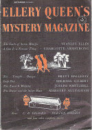 Ellery Queen's Mystery Vol. 30 No. 3 Magazine