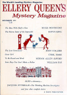 Ellery Queen's Mystery Vol. 32 No. 6 Magazine