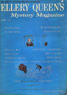 Ellery Queen's Mystery Vol. 33 No. 4 Magazine