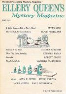 Ellery Queen's Mystery Vol. 33 No. 5 Magazine