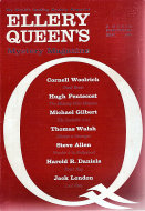 Ellery Queen's Mystery Vol. 34 No. 3 Magazine