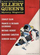 Ellery Queen's Mystery Vol. 35 No. 2 Magazine