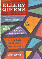 Ellery Queen's Mystery Vol. 36 No. 12 Magazine