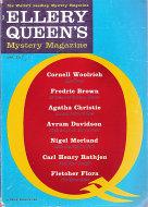 Ellery Queen's Mystery Vol. 37 No. 6 Magazine