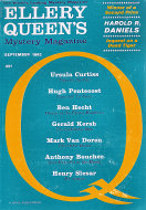Ellery Queen's Mystery Vol. 40 No. 3 Magazine