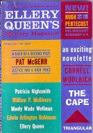 Ellery Queen's Mystery Vol. 41 No. 2 Magazine