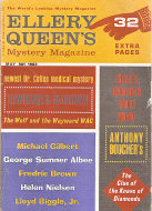 Ellery Queen's Mystery Vol. 41 No. 5 Magazine