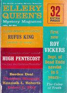 Ellery Queen's Mystery Vol. 41 No. 6 Magazine