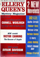 Ellery Queen's Mystery Vol. 42 No. 1 Magazine