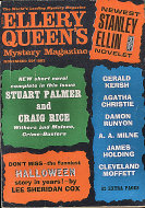 Ellery Queen's Mystery Vol. 42 No. 5 Magazine