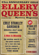 Ellery Queen's Mystery Vol. 43 No. 3 Magazine
