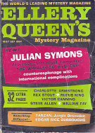 Ellery Queen's Mystery Vol. 43 No. 5 Magazine