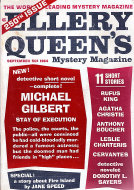 Ellery Queen's Mystery Vol. 43 No. 9 Magazine