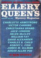 Ellery Queen's Mystery Vol. 45 No. 2 Magazine