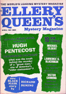 Ellery Queen's Mystery Vol. 45 No. 4 Magazine