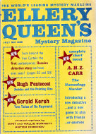 Ellery Queen's Mystery Vol. 46 No. 1 Magazine