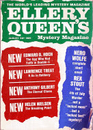 Ellery Queen's Mystery Vol. 46 No. 2 Magazine