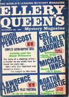 Ellery Queen's Mystery Vol. 46 No. 5 Magazine