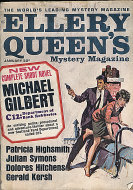 Ellery Queen's Mystery Vol. 47 No. 1 Magazine