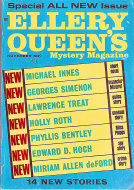 Ellery Queen's Mystery Vol. 48 No. 5 Magazine