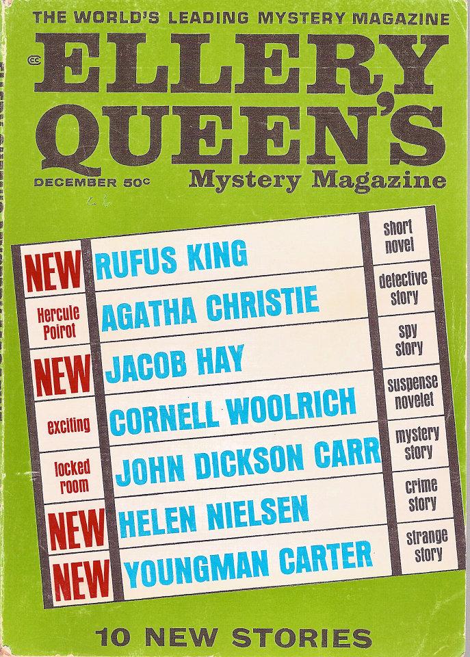 Ellery Queen's Mystery Vol. 48 No. 6