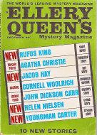 Ellery Queen's Mystery Vol. 48 No. 6 Magazine