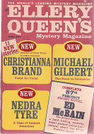 Ellery Queen's Mystery Vol. 49 No. 5 Magazine