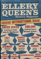 Ellery Queen's Mystery Vol. 50 No. 10 Magazine
