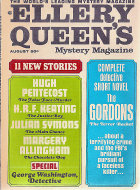 Ellery Queen's Mystery Vol. 50 No. 2 Magazine