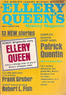 Ellery Queen's Mystery Vol. 50 No. 9 Magazine