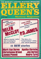 Ellery Queen's Mystery Vol. 52 No. 1 Magazine
