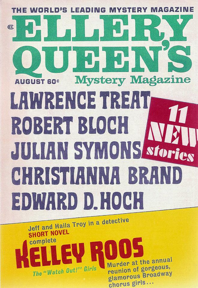 Ellery Queen's Mystery Vol. 52 No. 2