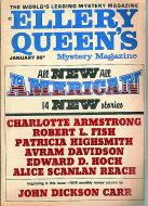 Ellery Queen's Mystery Vol. 53 No. 1 Magazine