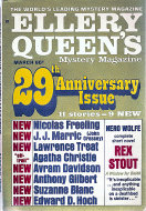 Ellery Queen's Mystery Vol. 55 No. 3 Magazine