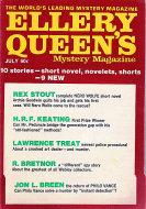 Ellery Queen's Mystery Vol. 56 No. 1 Magazine