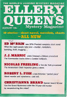 Ellery Queen's Mystery Vol. 56 No. 2 Magazine