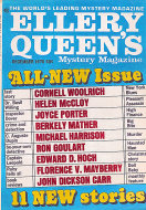 Ellery Queen's Mystery Vol. 56 No. 6 Magazine