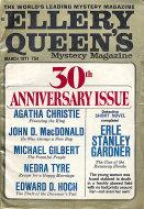 Ellery Queen's Mystery Vol. 57 No. 3 Magazine