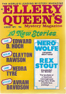 Ellery Queen's Mystery Vol. 58 No. 2 Magazine