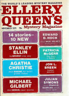 Ellery Queen's Mystery Vol. 58 No. 5 Magazine