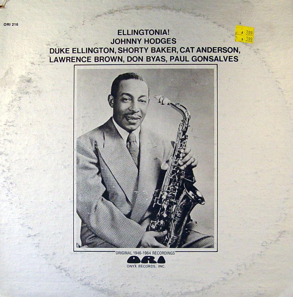 """Ellingtonia! Vinyl 12"""" (Used)"""