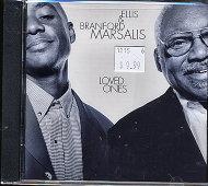 Ellis & Branford Marsalis CD