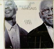 Ellis And Branford Marsalis CD