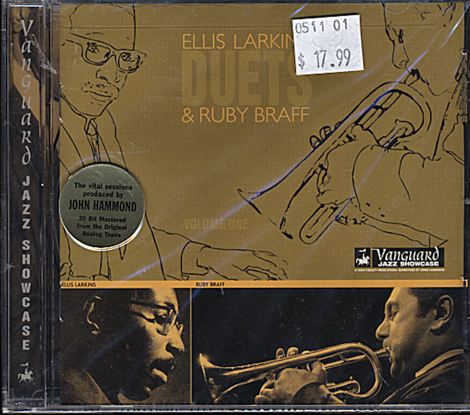 Ellis Larkins CD