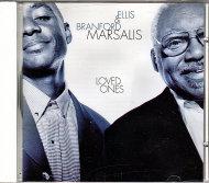 Ellis Marsalis & Branford Marsalis CD