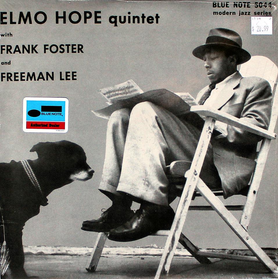 "Elmo Hope Quintet Vinyl 10"" (New)"