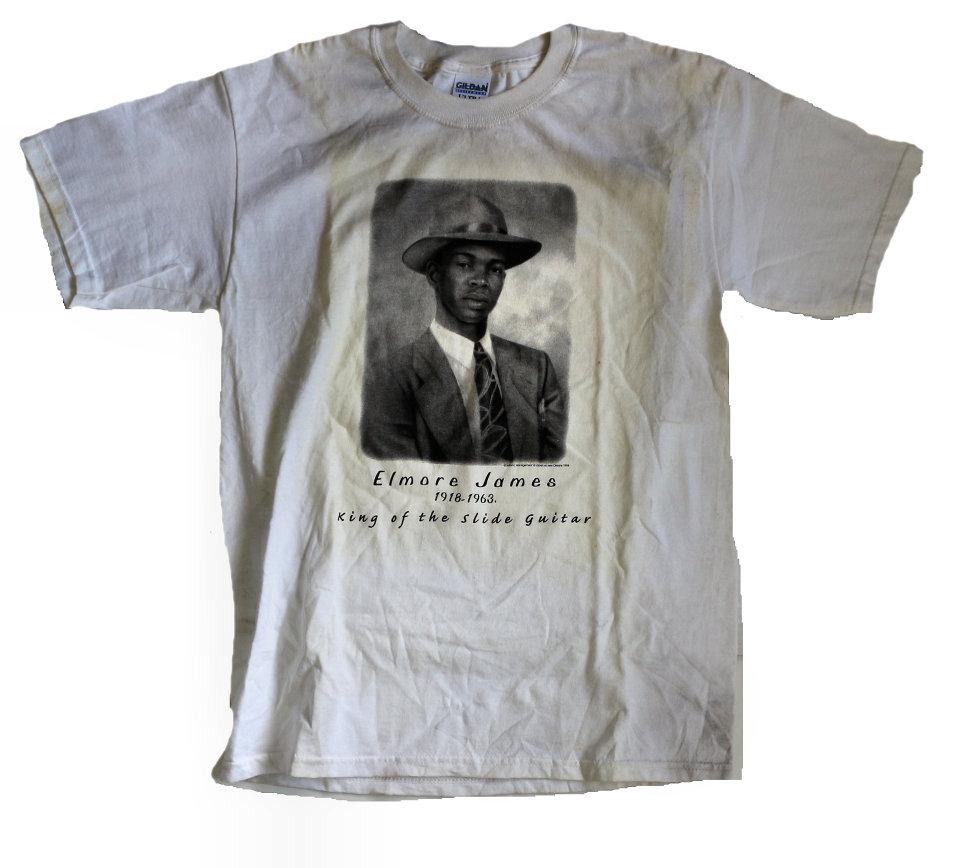 Elmore James Men's Vintage T-Shirt