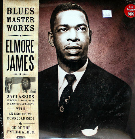 "Elmore James Vinyl 12"" (New)"
