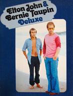 Elton John & Bernie Taupin Deluxe Book